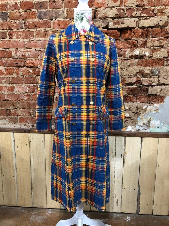 Vintage Serbin of Florida Dress