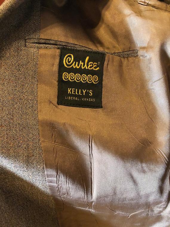 Vintage Curlee Western Cut Blazer - image 6