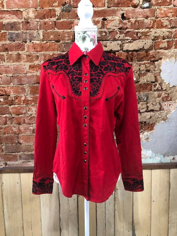 Vintage Scully Western Shirt