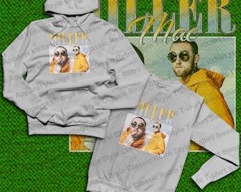mac miller Sweatshirt mac miller hoodie birthday christmas gift sweatshirt thanksgiving aesthetic retro clothing vintage shirt