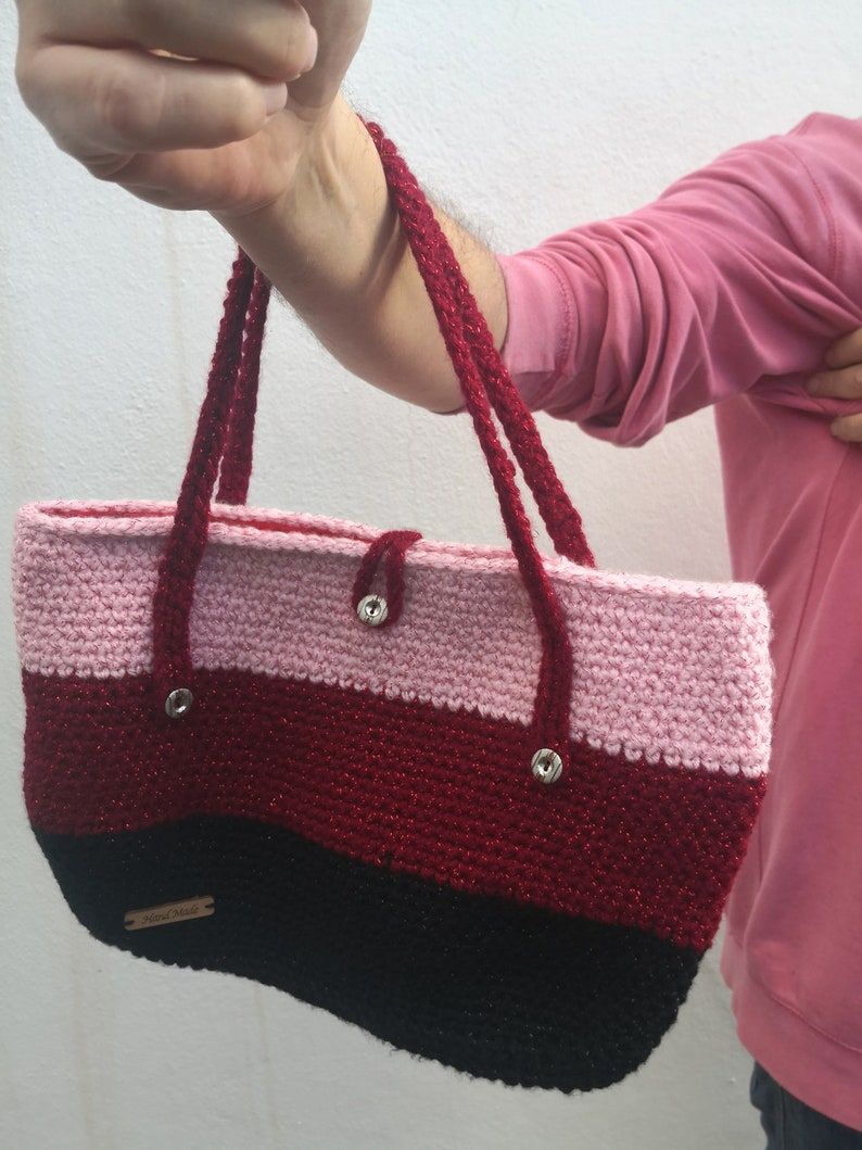 Evening Bag or Beach Bag Sparkle with this beautiful Day Bag A perfect gift for her!