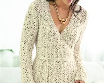 Heart cover vest in 100% Alpaca