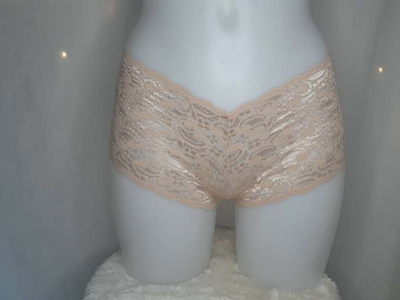 Lace Bootyshorts
