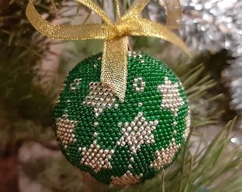 Christmas ornaments handmade Christmas ball decor Christmas tree decor Christmas balls with Star of David Home decor balls Christmas Baubles