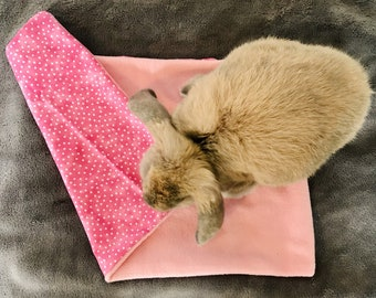 Bunny Mama Range ~ Snuggly Blanket for Rabbits Guinea Pigs Rats Kittens Puppies