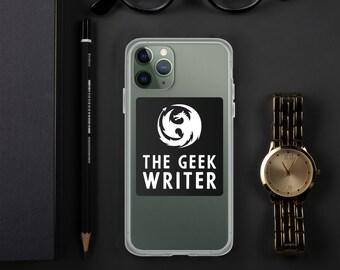 The Geek Writer iPhone Case