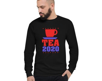 Tea 2020 Men's Champion Long Sleeve Shirt