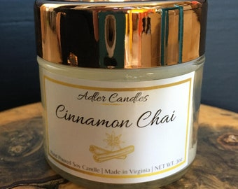 Soy Candle   Soy Wax Candle   3oz Jar   Handmade in the USA