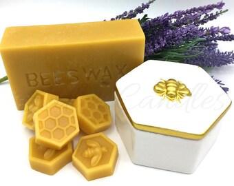 Wax Melts   Beeswax Melt   Wax Tart   Essential Oil   Bee Natural   Handmade