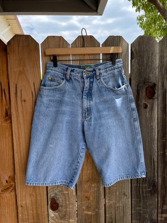 Vintage 1990s U Jeans Denim High Waisted Shorts