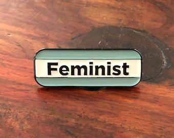 Feminist - Soft Enamel Pin