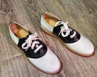 Saddle shoes | Etsy