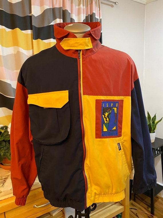 ISPO Sportswear Windbreaker