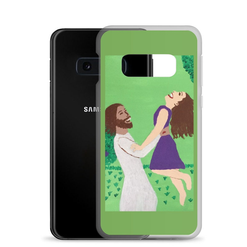 Zephaniah 3:17 Samsung Case