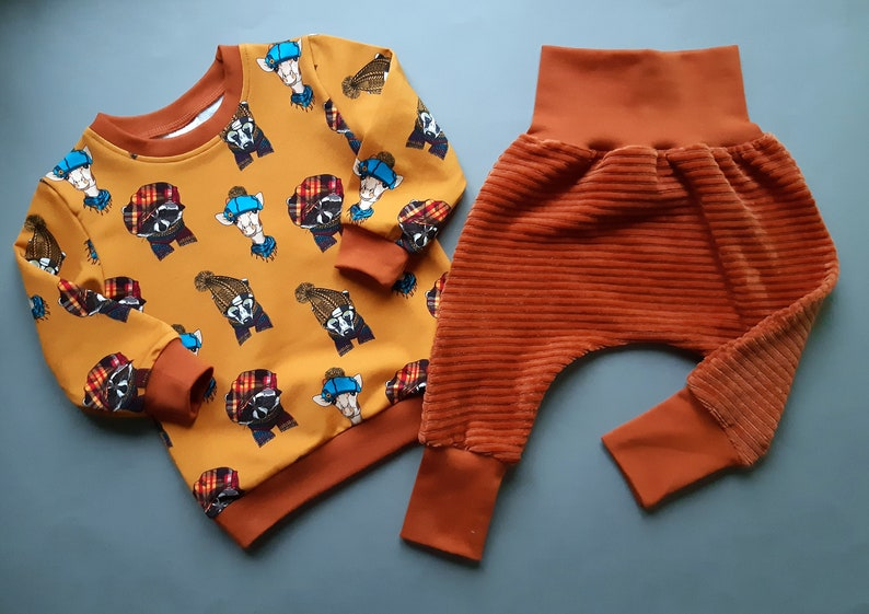 Baby tracksuit Set for every day Sweatsuits set 2 pcs:Baby winter outfit