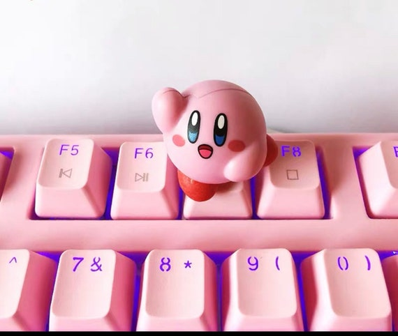 Kirby Keycap