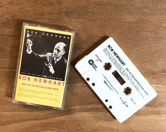 Bob Newhart - Best of the Button-down Mind / Cassette Tape