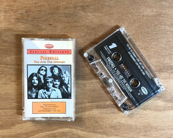 Firefall - You are the Woman / Cassette Tape