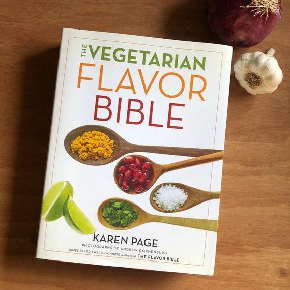 The Vegetarian Bible - by Karen Page 2014