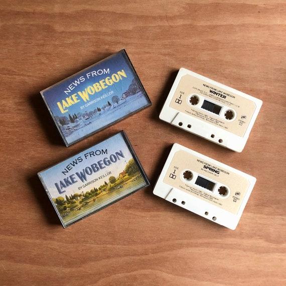 News From Lake Wobegon - Prairie Home Companion Cassette