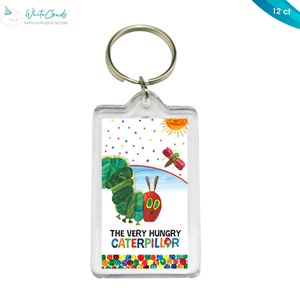 Alice Wonderland Keychains Favor Decorations Party Birthday Supplies Prize Key Chains Custom Personalized