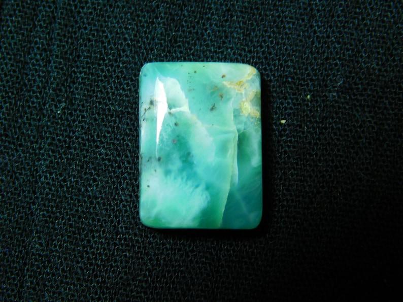 Larimar Cabochons,Larimar Gemstone,Larimar Loose Stone,Larimar Semi Precious,Larimar jewelry Making  6 Cts.14X10MM