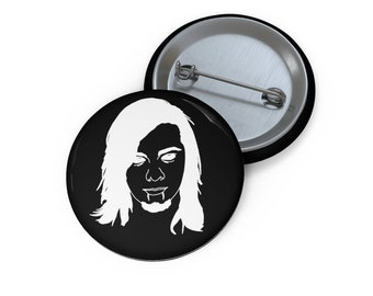 Blaqout Pin Buttons