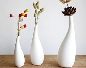Tall Vases Etsy
