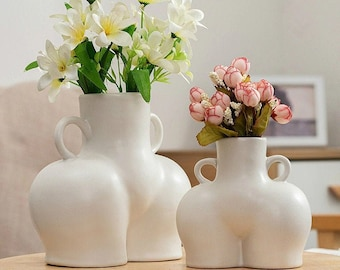 Christmas Vases Etsy
