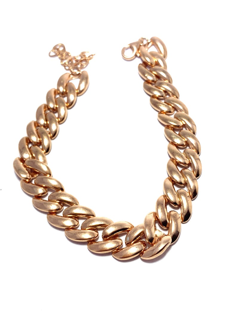 Gift for Her 925 Solid Sterling Silver Cuban Chain Cubic Zirconia Gemstone 14K Gold Vermeil Cuban Chain Bracelet Curb Chain Link Bracelet