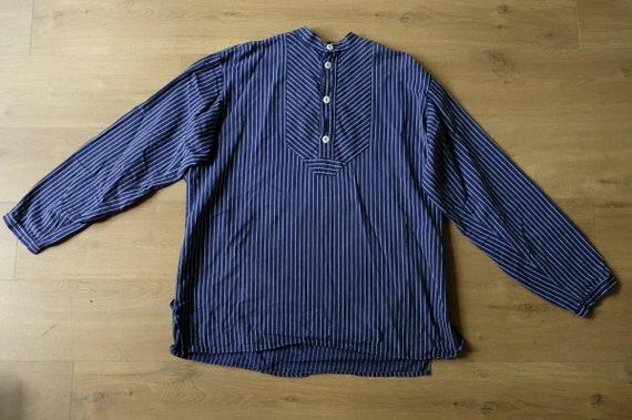 1940 Vintage Smock Shirt XXL