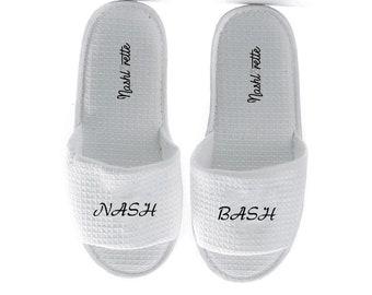 Nashlorette Slippers