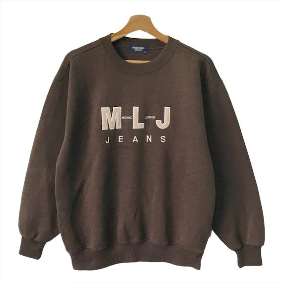 Vintage 90s Michiko London logo sweatshirt