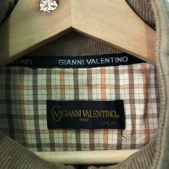 PICK!!Vintage 90's Gianni Valentino Single Pocket… - image 9