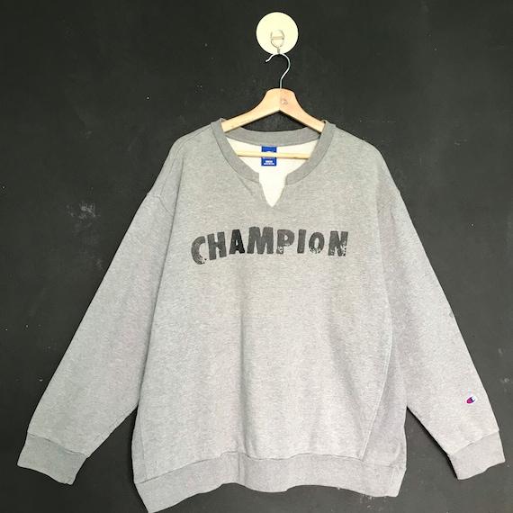 Pick!! Champion Vneck Sweatshirt Champion Sweater