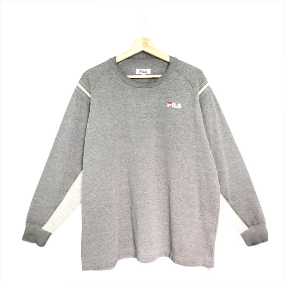 Pick!! Vintage Fila Crewneck Sweatshirt Fila Sweat