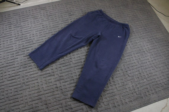 Vintage Nike Tack Pants / Sweatpants / Windbreaker
