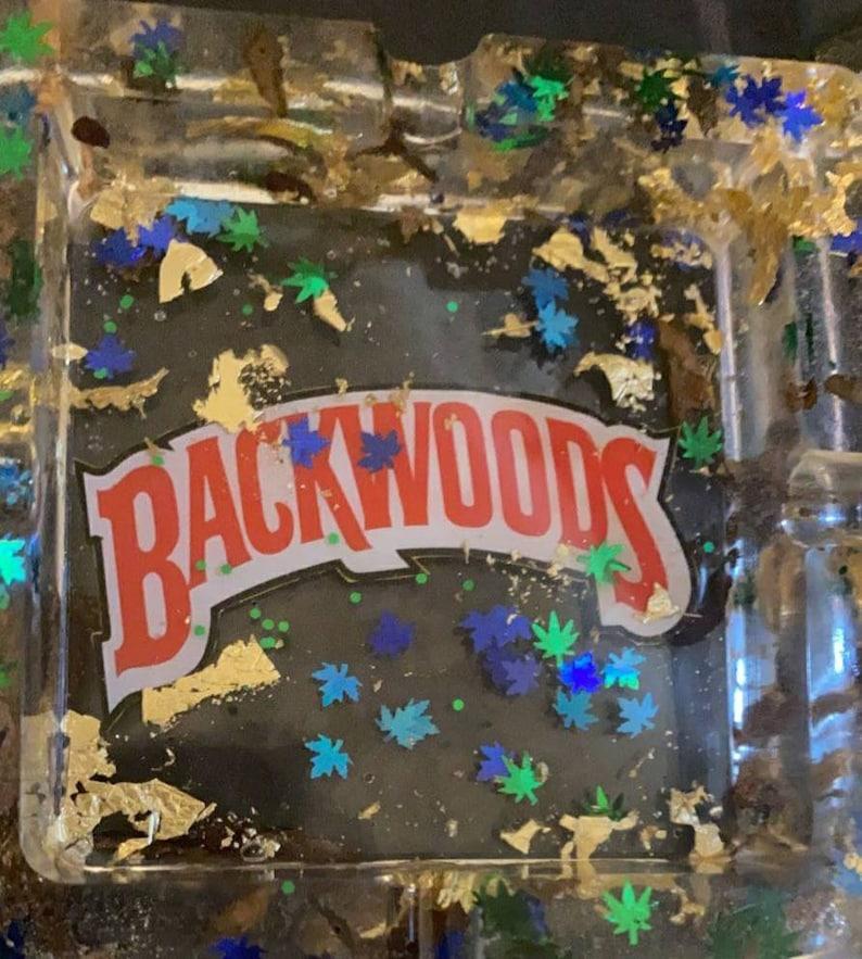 Smokey Backwood Ashtray.