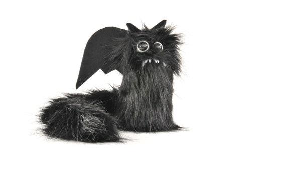 CAT-O-BAT, 25cm, plush toys, plush mascots, gift toys, plush monsters, handmade toys, monsters toys, monsters, stuffed animals for children