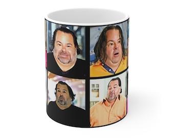 90 Day Fiance Big Ed Collage 11oz Mug