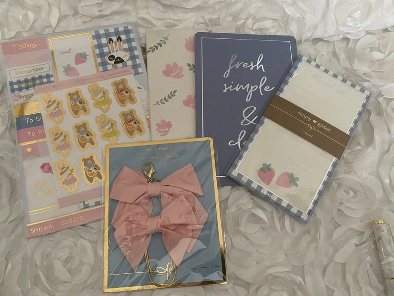 Simply Gilded March 2019 Simplicity Box
