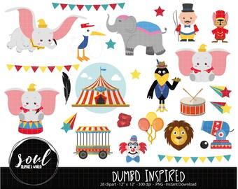 Cartoon Network Walt Disney Pictures - Dumbo Disney Clipart (#1957686) -  PinClipart