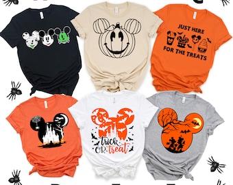 Disney Halloween Shirts | Halloween Shirts