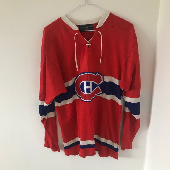 1970's Montreal Canadiens hockey jersey