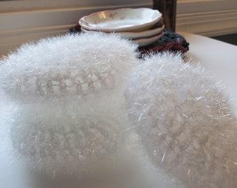 White Cloud Ceramic JewelleryRing Dish