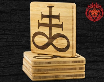 Wiccan Devil Gothic Occult Satanic Antichrist Cross Satan Horror Lucifer Antichrist Demon witchcraft