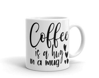Coffee Lovers Coffee A Hug In A Mug Mug