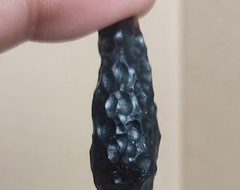 Tectite 21*18*17 mm Tectite rough 40.5cts P Tectite natural rough 227,