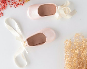 Baby ballet shoes   Etsy