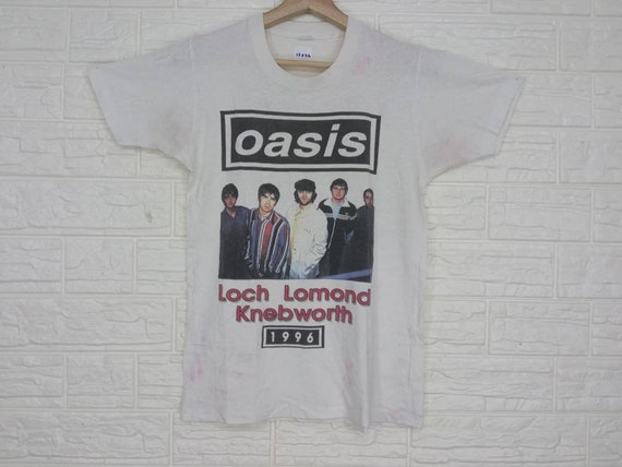 Vintage Oasis What's The Story Morning Glory Tour